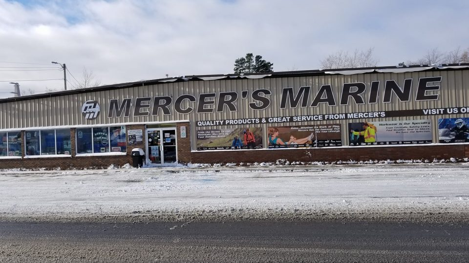 Mercer's Marine | Fishing Equipment & Outdoor Apparel